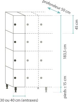 casiers en stratifi multi casiers stratifi suffixe. Black Bedroom Furniture Sets. Home Design Ideas